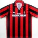 Tricou AC Milan - 1989 - 1990