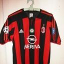 Tricou AC Milan - 2003 - 2004