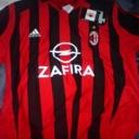 Tricou AC Milan - 2005 - 2006