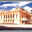 Hanoi. The Municipal Theatre