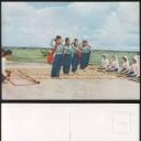 Vietnamese Folk Dance #2/6: Bamboo Dance