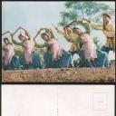 Vietnamese Folk Dance #3/6: Bamboo-flute Dance