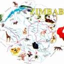 Interest Map of Zimbabwe