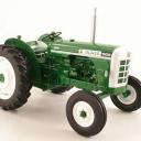 Oliver 600, green/white 1963