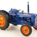 Fordson Dexta, blue 1960