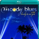MOODY BLUES THE - LOVELY TO SEE YOU - LIVE