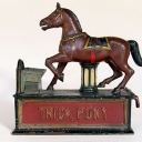 Mechanical Bank: Trick Pony
