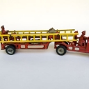 Hubley Cast Iron Fire Truck