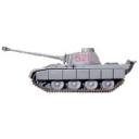 SS-Panther Ausf. G 38/48 - Rare
